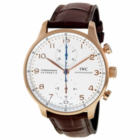 IWC IW371480 Portuguese Mens Chronograph Automatic Watch
