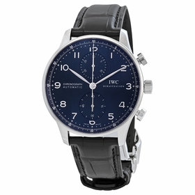 IWC IW371491 Portugieser Mens Chronograph Automatic Watch
