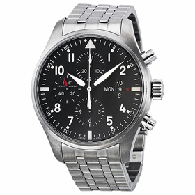 IWC IW377704 Pilot's Chronograph Mens Chronograph Automatic Watch