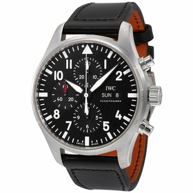 Iwc IW377709 Pilot Mens Chronograph Automatic Watch