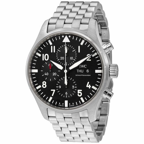IWC IW377710 Pilot Mens Chronograph Automatic Watch