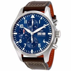 IWC IW377714 Pilot Le Petit Prince Mens Chronograph Automatic Watch
