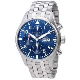 IWC IW377717 Pilot Le Petit Prince Mens Chronograph Automatic Watch
