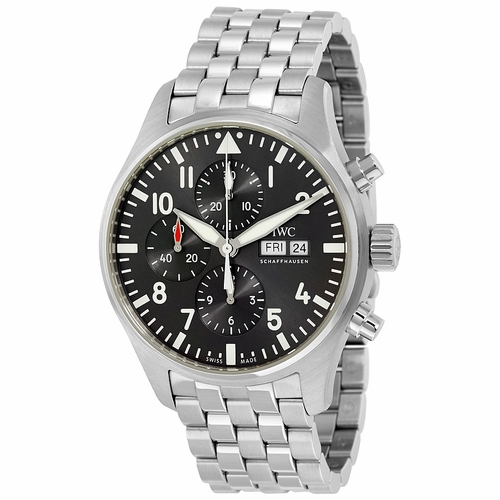 IWC IW377719 Pilot Spitfire Mens Chronograph Automatic Watch