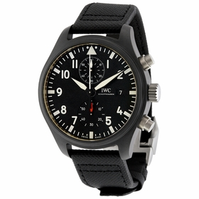 IWC IW389001 Pilot's Top Gun Mens Chronograph Automatic Watch