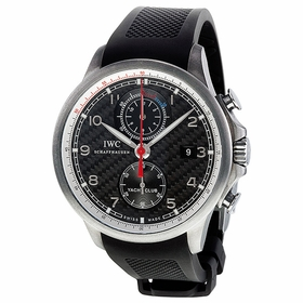IWC IW390212 Portuguese Yacht Club Mens Chronograph Automatic Watch