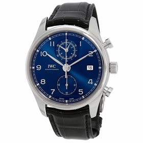 IWC IW390303 Portugieser Mens Chronograph Automatic Watch