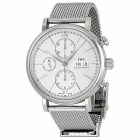 IWC IW391009 Portofino Chronograph Mens Chronograph Hand Wind Watch