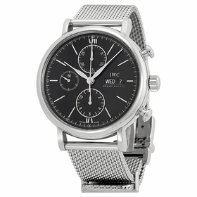 IWC IW391010 Portofino Chronograph Mens Chronograph Automatic Watch