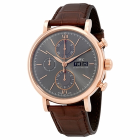 IWC IW391021 Portofino Mens Chronograph Automatic Watch
