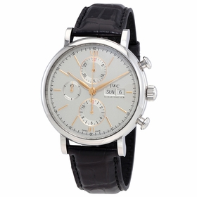 IWC IW391022 Portofino Mens Chronograph Automatic Watch