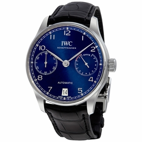 IWC IW500710 Portugieser Mens Chronograph Automatic Watch