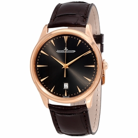 Jaeger LeCoultre Q128255J Master Ultra Thin Mens Automatic Watch