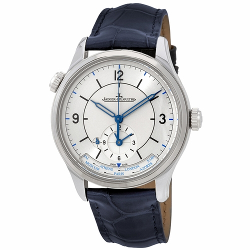 Jaeger LeCoultre Q1428530 Master Geographic Mens Automatic Watch