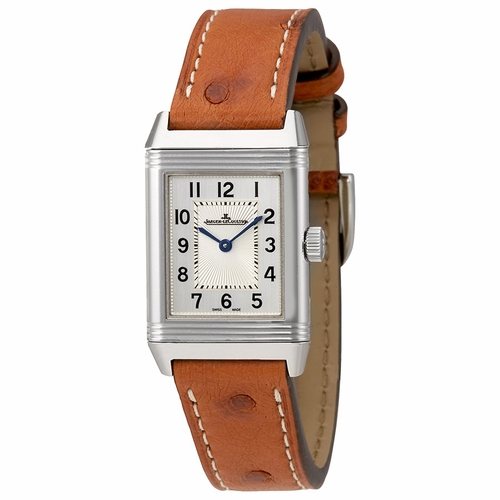 Jaeger LeCoultre Q2608531 Reverso Classic Ladies Hand Wind Watch
