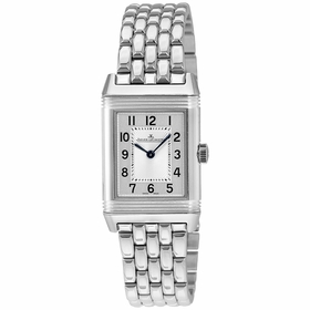 Jaeger LeCoultre Q2618130 Reverso Classic Small Ladies Quartz Watch
