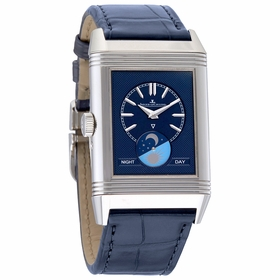 Jaeger LeCoultre Q3958420 Reverso Tribute Mens Hand Wind Watch