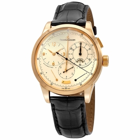 Jaeger LeCoultre Q6011420 Chronograph Hand Wind Watch