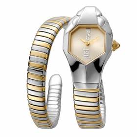 Just Cavalli JC1L001M0035 Glam Chic Ladies Quartz Watch