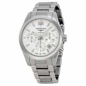 Longines L2.786.4.76.6 Conquest Mens Chronograph Automatic Watch