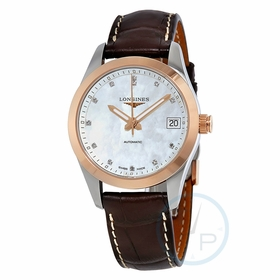 Longines 2.385.5.87.3 Conquest Classic Ladies Automatic Watch