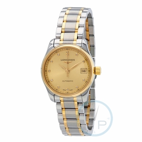 Longines L2.128.5.37.7 Master Collection Ladies Automatic Watch