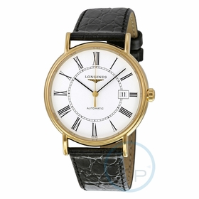 Longines L4.921.2.11.2 La Grande Classique Mens Automatic Watch