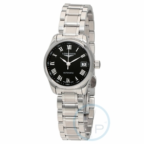 Longines L2.128.4.51.6 Master Ladies Automatic Watch