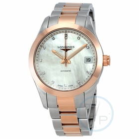 Longines L2.385.5.87.7 Conquest Classic Ladies Automatic Watch