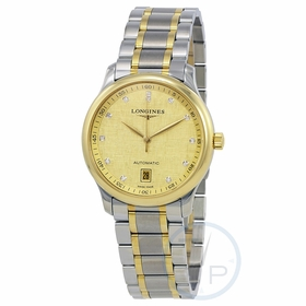 Longines L2.628.5.38.7 Master Mens Automatic Watch