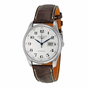 Longines L2.648.4.78.3 Master Collection Mens Automatic Watch