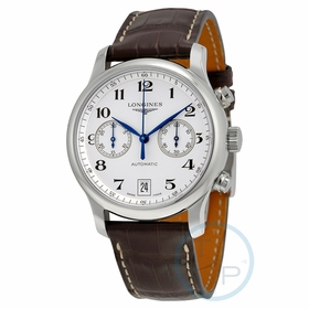 Longines L2.669.4.78.3 Master Collection Mens Chronograph Automatic Watch