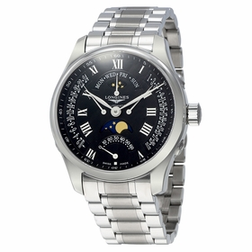 Longines L2.739.4.51.6 Master Retrograde Mens Automatic Watch