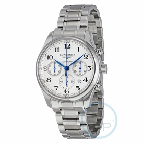 Longines L2.759.4.78.6 Master Collection Mens Chronograph Automatic Watch