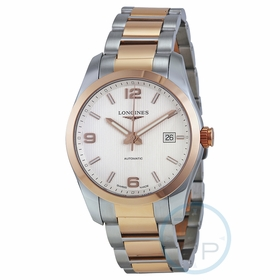Longines L2.785.5.76.7 Conquest Mens Automatic Watch