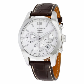 Longines L2.786.4.76.3 Conquest Classic Mens Chronograph Automatic Watch