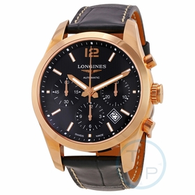 Longines L2.786.8.56.3 Chronograph Automatic Watch