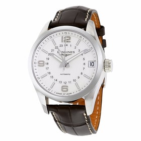 Longines L2.799.4.76.3 Conquest Classic Mens Automatic Watch