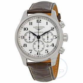 Longines L2.859.4.78.3 Master Collection Mens Chronograph Automatic Watch