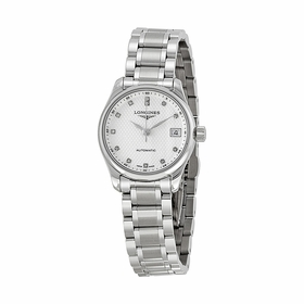 Longines L2.128.4.77.6 Master Collection Ladies Automatic Watch