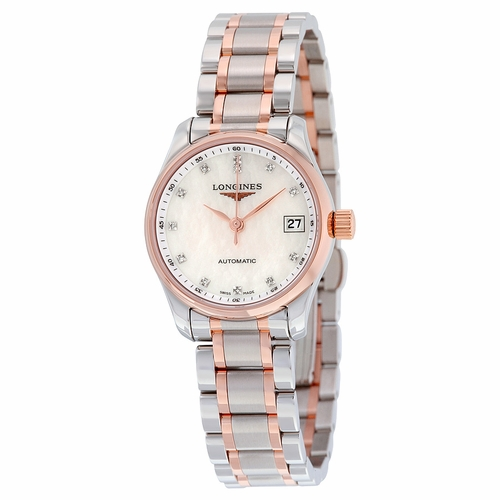 Longines L2.128.5.89.7 Master Collection Ladies Automatic Watch