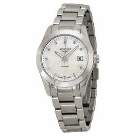 Longines L2.285.4.87.6 Conquest Classic Ladies Automatic Watch