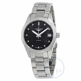 Longines L23854586 Conquest Classic Ladies Automatic Watch