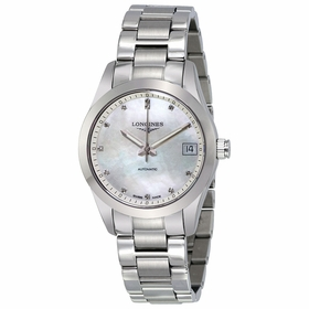 Longines L23854876 Conquest Classic Ladies Automatic Watch