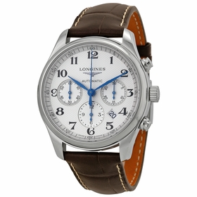 Longines L27594783 Master Collection Mens Chronograph Automatic Watch