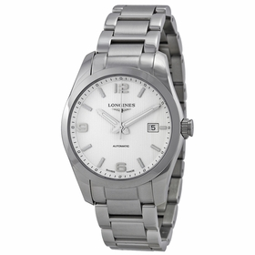 Longines L2.785.4.76.6 Conquest Mens Automatic Watch