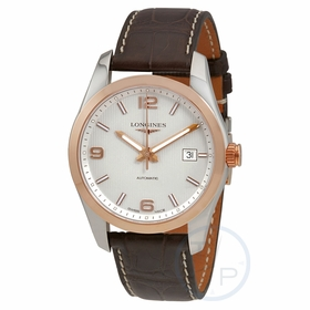 Longines L27855763 Conquest Classic Mens Automatic Watch