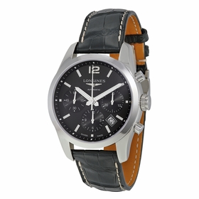 Longines L27864563 Conquest Mens Chronograph Automatic Watch