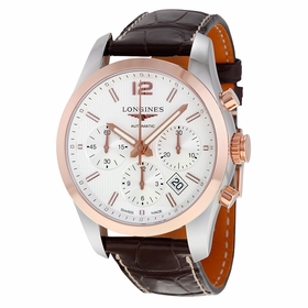 Longines L2.786.5.76.3 Conquest Classic Mens Chronograph Automatic Watch