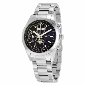 Longines L2.798.4.52.6 Conquest Complete Calendar Mens Chronograph Automatic Watch